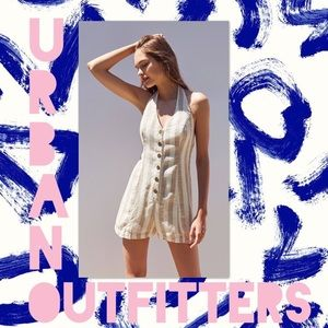 Urban Outfitters Parker Cooperative Romper